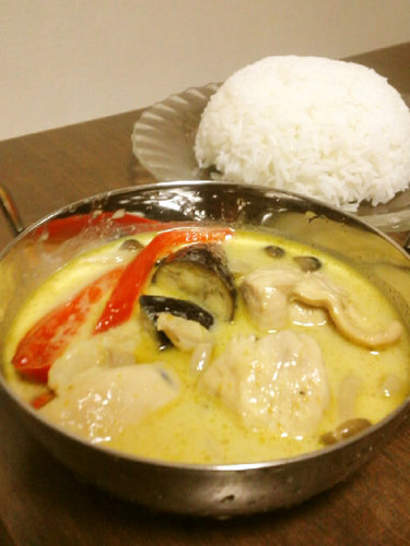 Authentic and Easy Thai Green Curry