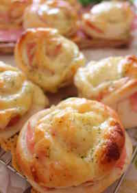 Ham Mayonnaise Bread