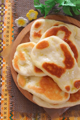 Delicious Naan Bread