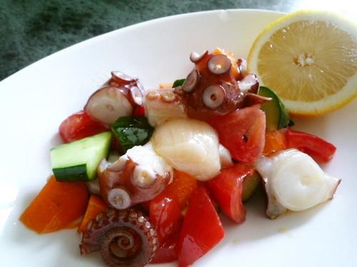 Naples-style Octopus Salad