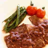 Chaliapin Pork Steak
