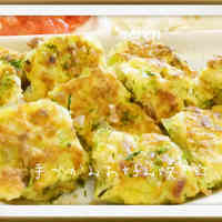 Finger Food Okonomiyaki For Babies on Solids