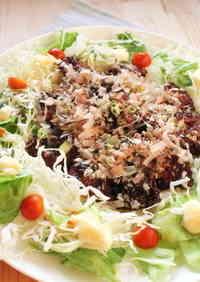 Skipjack Tuna with Teriyaki Sauce