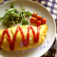 Soft Egg Omurice