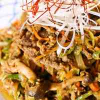 Great with Rice! Vegetable-Rich Bulgogi