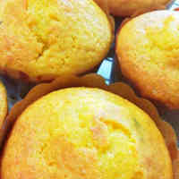 For Breakfast and Sweets Easy Kabocha Cake with Pancake Mix