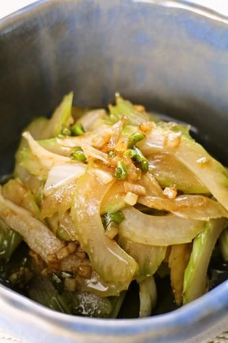 Spicy & Delicious Celery Namul