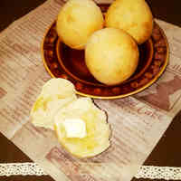 Microwave Proved Quick & Easy Bread Rolls