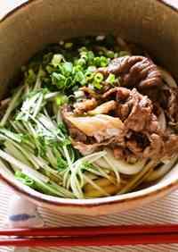 Delicious Beef Udon