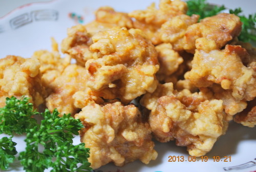 Superb Zangi (Deep Fried Chicken)