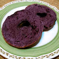 Luxurious and Rich Blueberry Bagels
