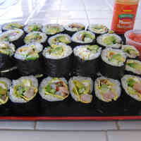 Gori-Chan's California Roll