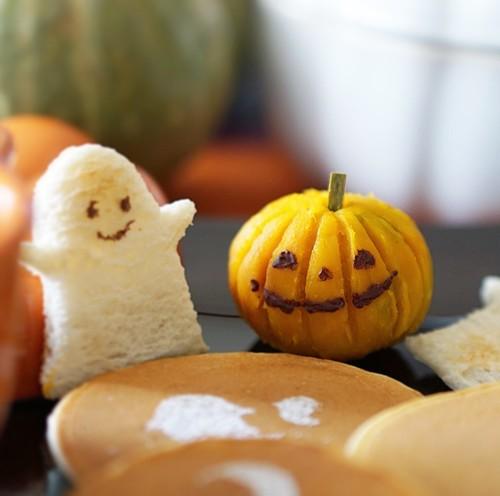 Halloween Kabocha Squash Bundles (Chakin)