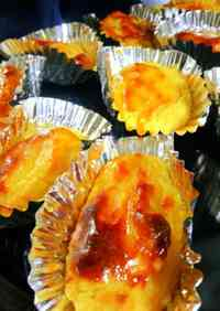 Creamy and Moist Sweet Potato Cakes