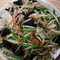 Ramen Restaurant-style Stir-fried Vegetables