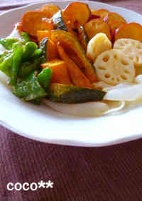 Nanban-Style Vegetables - For When You Want to Eat Lots of Veggies!