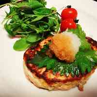 Healthy Tofu Burger