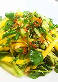 Green Mango Som Tum Style Salad