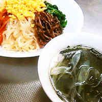 Yakiniku Restaurant-Style Easy Wakame Seaweed Soup