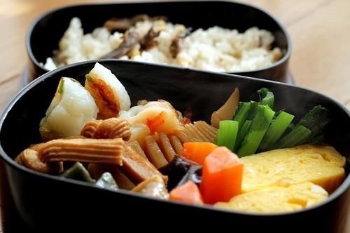Jibuni Bento - A Kanazawa Specialty Packed in a Bento