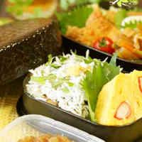 A Delicious Dish From Shonan, Kanagawa: Kettle-cooked Shirasu Rice Bowl Bento
