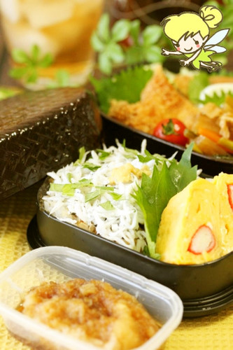 A Delicious Dish From Shonan, Kanagawa: Kettle-cooked Shirasu Rice Bowl Bento