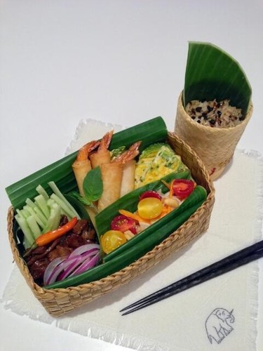 Thai-style Lunch Box