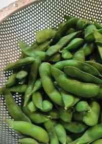 Just Steam! How to Boil Edamame
