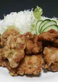 Fried Chicken Karaage Just Like The Ramen Shop's