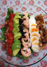Easy Cobb Salad for Guests