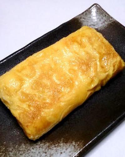 Naturally Defrosting Tamagoyaki (for Bento)