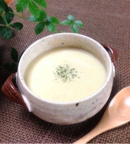 Heart-warming Chinese Cabbage and Potato Potage