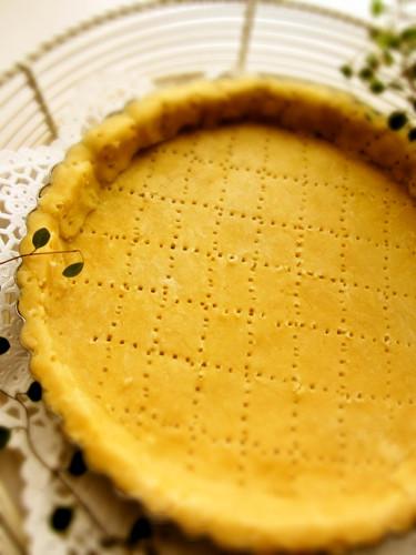 Basic Pâte Sucrée (Tart Crust)