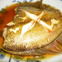 Simmered Flounder