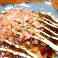 My Original Pan-Fried Okonomiyaki