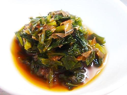 Tsukudani-Style Celery Simmer