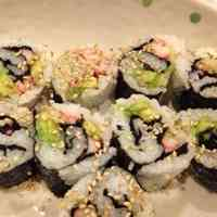 Easy California Rolls