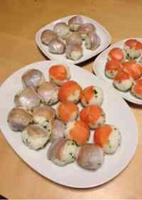Easy and Quick Temari Sushi