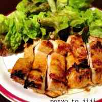 Easy & Luxurious Tandoori Chicken