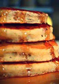 No Milk or Eggs Pancakes