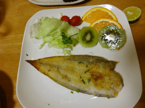 Tonguefish Meunière
