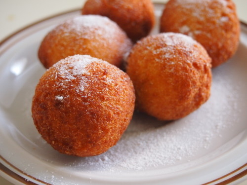 Flour & Sugar Free - Crispy and Fluffy Okara Doughnut Holes