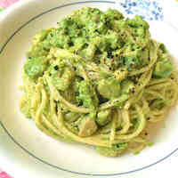 Avocado Cream Pasta