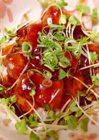 Melt in Your Mouth Pork in Kakuni-don (Simmered Pork Rice Bowl)
