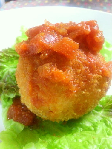 Italian at Home Rice Croquettes