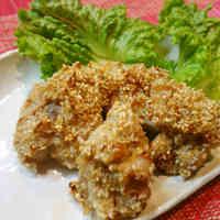 Baked Sesame Chicken