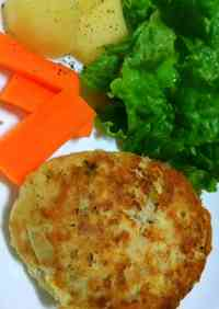 Simple Healthy Okara Burger