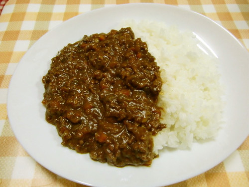 Easy Keema Curry with Lentils