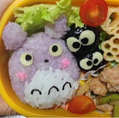 Totoro Character Bento