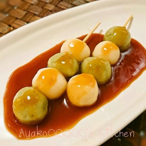 Easy With A Microwave, Sauce for Mitarashi Dango